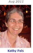 2011 Volunteer of Month - Kathy Pals