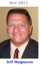 2011 Volunteer of Month - Jeff Magnuson