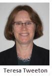 2013 Volunteer of Month Recipient - Teresa Tweeton