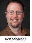 2013 Nov Volunteer of Month -  Ken Schacher