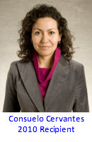 Consuelo Cervantes - 2010 Ana Scholarship Recipient